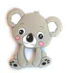 Koala gris clair